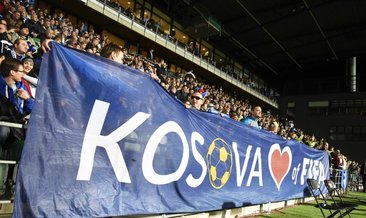 Kosova ile Rusya futbol takımları Avrupa'da eşleşemeyecek