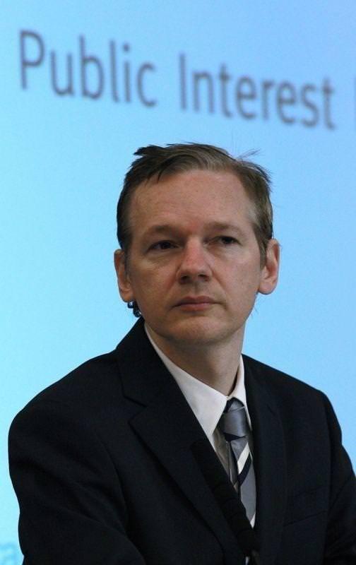 Assange'a gözaltı