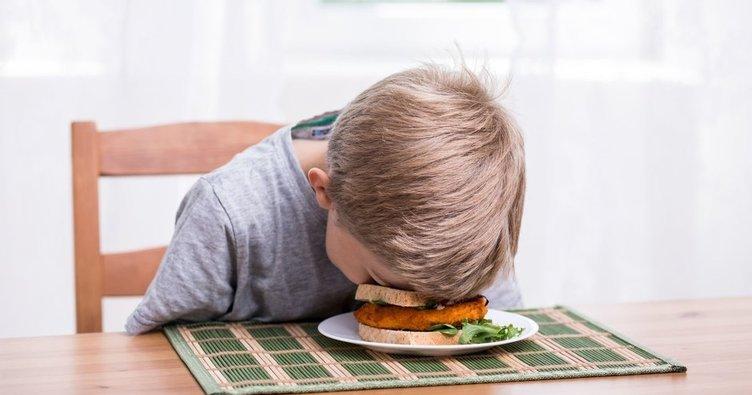 Çocuğu yemek yemeyenlere tavsiyeler!