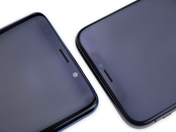 Samsung Galaxy S9+'ı parçalarına ayırdılar!