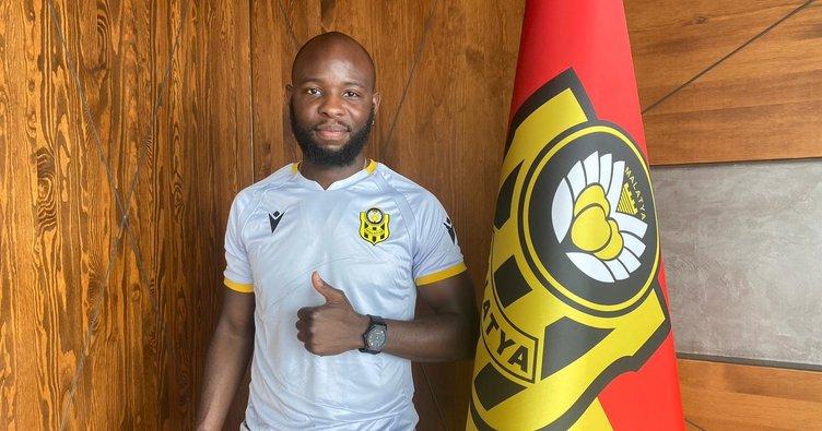 Yeni Malatyaspor Jody Lukoki'yi transfer etti