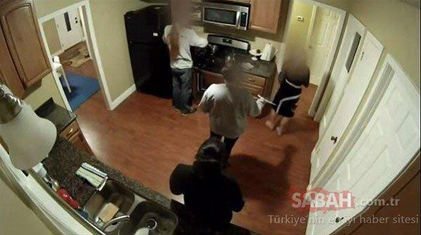 Günlük kiralık evde gizli kamera şoku!