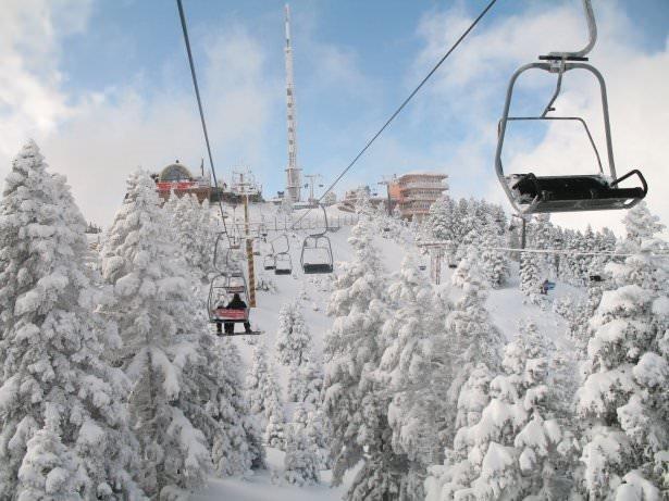 Türkiye'de kışın görülecek 14 yer