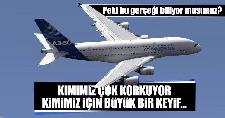 Günümüzdeki popüler ticari uçakların özellikleri