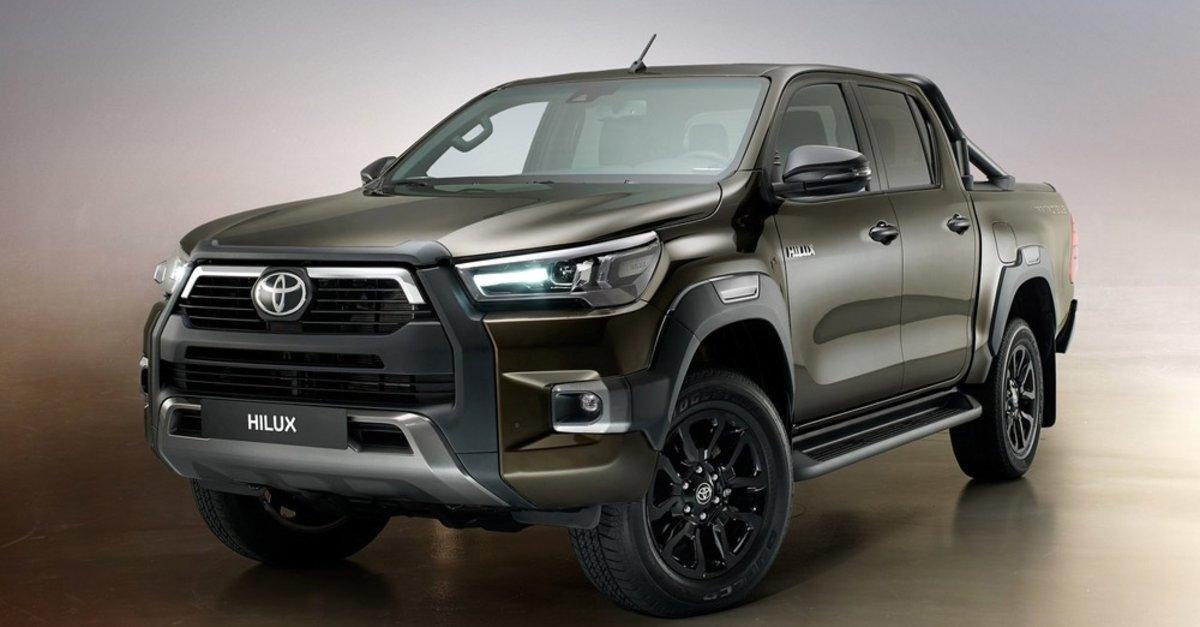 2021 Toyota Hilux resmen duyuruldu!