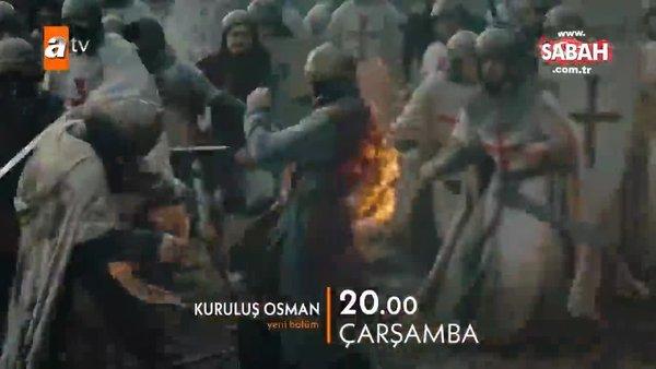 Kuruluş Osman yeni bölümüyle Çarşamba 20.00'de atv'de