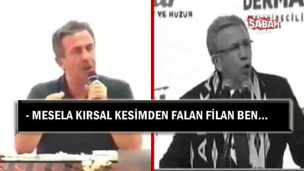 CHP'li Mansur Yavaş'tan tepki çeken ifadeler: