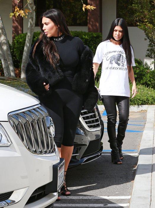 Kim Kardashian yazı getirdi