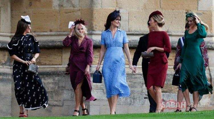 Bu kez cesur adımlar attı: Dünyanın gözü Londra'daki kraliyet düğününde