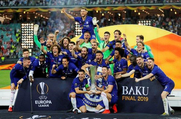 Chelsea kazandı, Başakşehir sevindi
