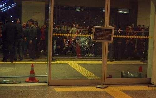 Atatürk havalimanı karıştı