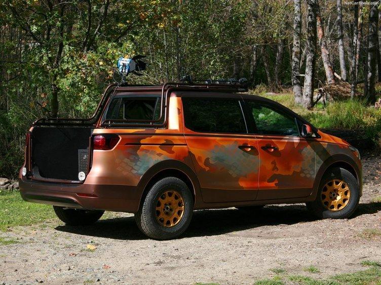 2015 Kia Sedona Photo Safari Concept