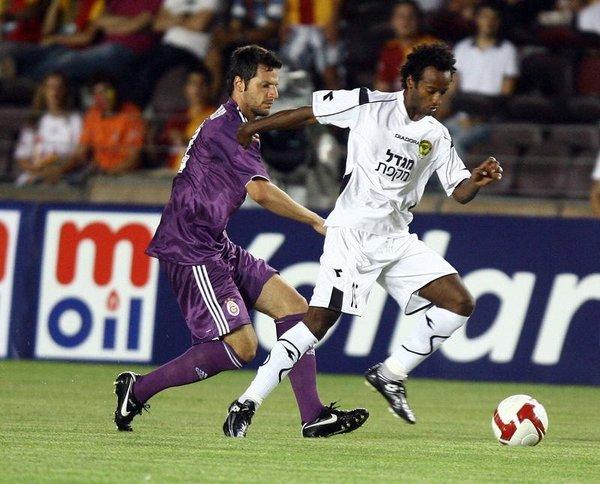Galatasaray  - Maccabi Netanya