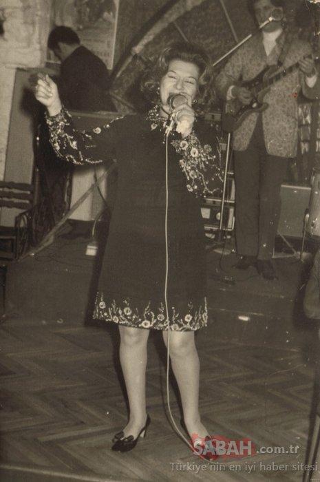 Şarkılarıyla nesiller büyüten kadın Fikret Şenes!