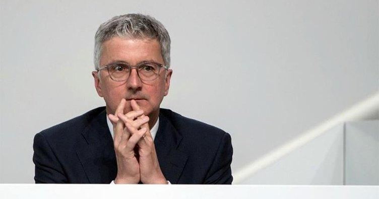 Audi CEO'suna dizel davası