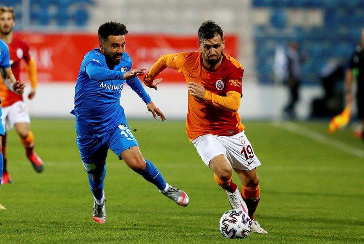 Son dakika haberi: Younes Belhanda Galatasaray'da kalacak mı? Fatih Terim onay verdi işte yönetimin teklifi... Sabah.com.tr Özel
