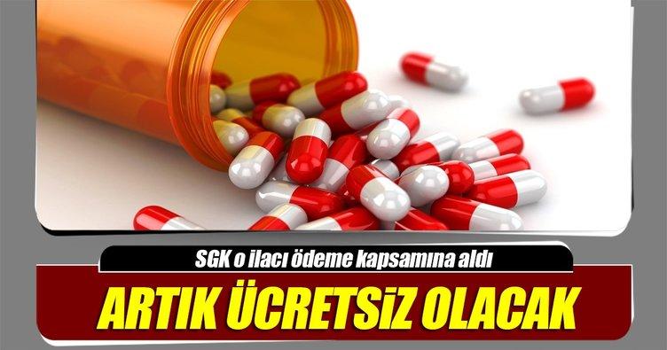 SMA ilaçları hastaya ücretsiz verilecek