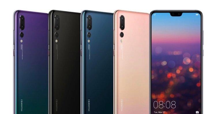 Huawei P20, P20 Pro ve Mate RS özellikleri, fiyatları ve çıkış tarihleri