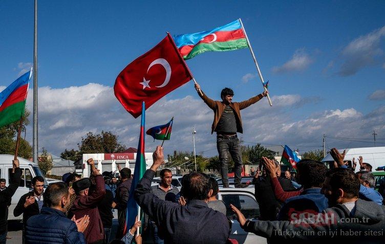 Son dakika haberi: Azerbaycan'da büyük sevinç! Şuşa 28 yıl Ermenistan işgalinden kurtarıldı!