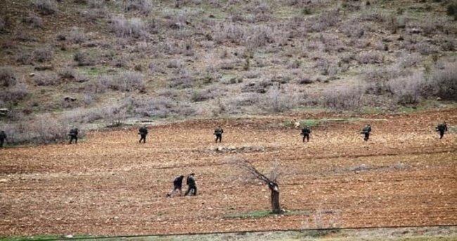 Tunceli'de 13 terörist etkisiz hale getirildi