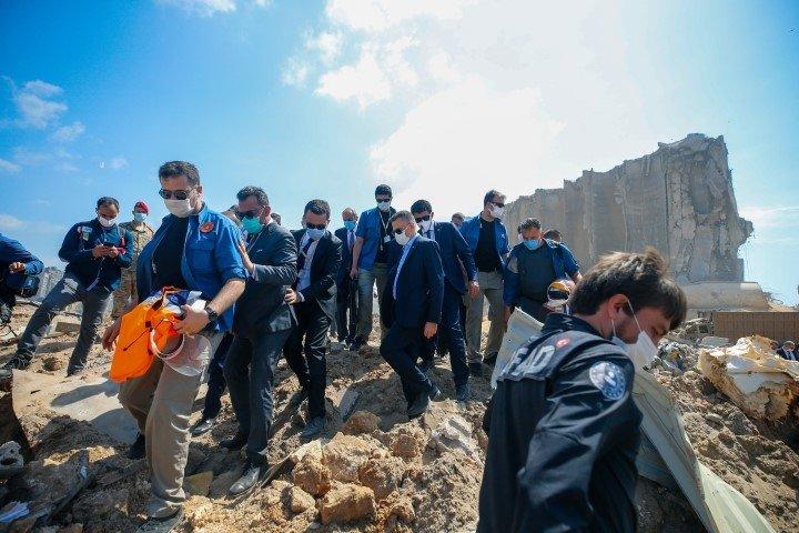Türkiye'den Lübnan'a kritik ziyaret! Tüm gözler oraya çevrildi...