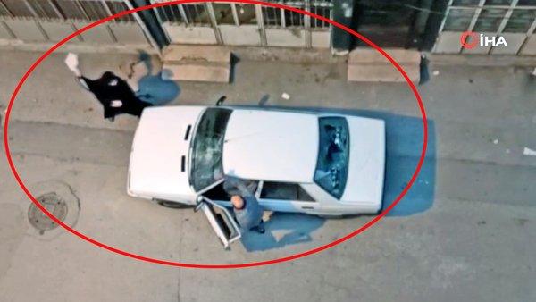 Son dakika haberi... Bursa'da kocasını başka kadınla yakalayan kadının çılgın intikamı mahalleyi böyle ayağa kaldırdı   Video
