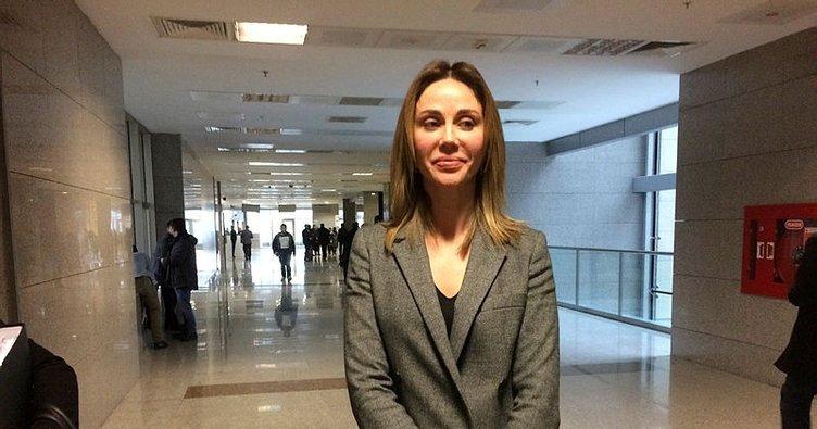 Demet Şener'in Edvina Sponza'ya açtığı 500 bin TL'lik manevi tazminat davası reddedildi