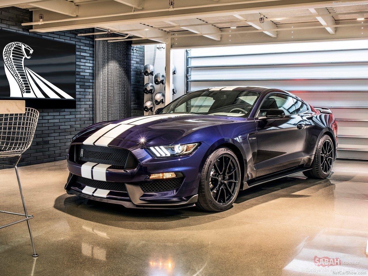 Ford Com Mustang >> 2019 Ford Mustang Shelby Gt350 Resmen Tanitildi Galeri Otomobil