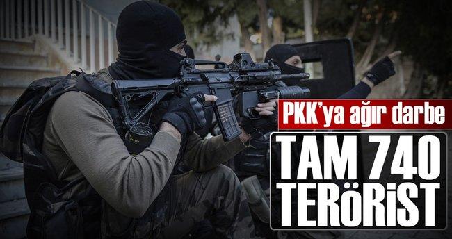 PKK'nın hayat damarlarını kesen operasyon