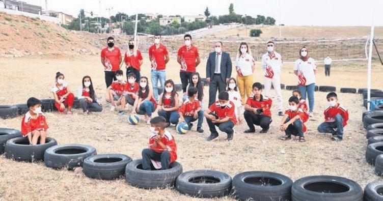 Çocukların sesine Ankara duyarsız kalmaz