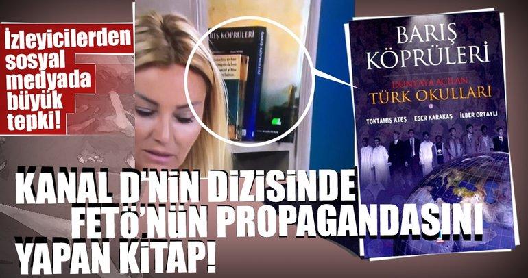 Çocuklar Duymasın'da FETÖ'nün propagandasını yapan kitap