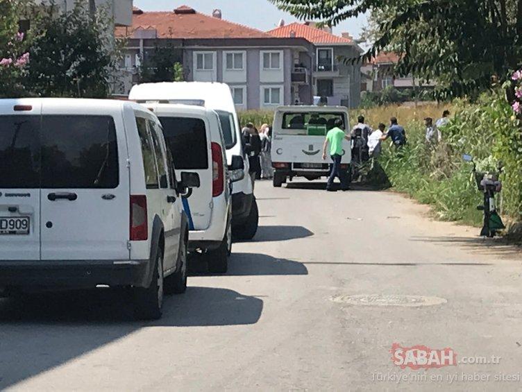 Sakarya'da mısır tarlasında erkek cesedi bulundu