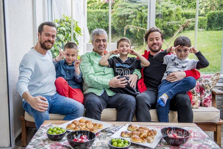 Cengiz Kurtoğlu: Evimizin reisi eşim Fatma! 7 torun sahibi Cengiz Kurtoğlu En büyük zenginliğim ailem...