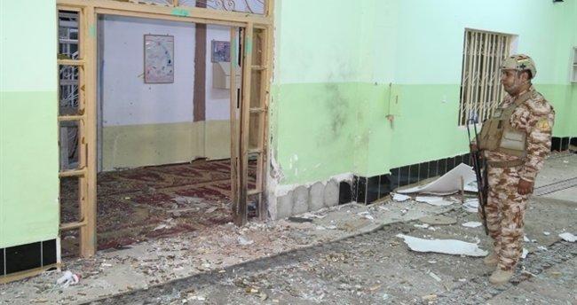 Kerkük'te camide patlama: 3 yaralı