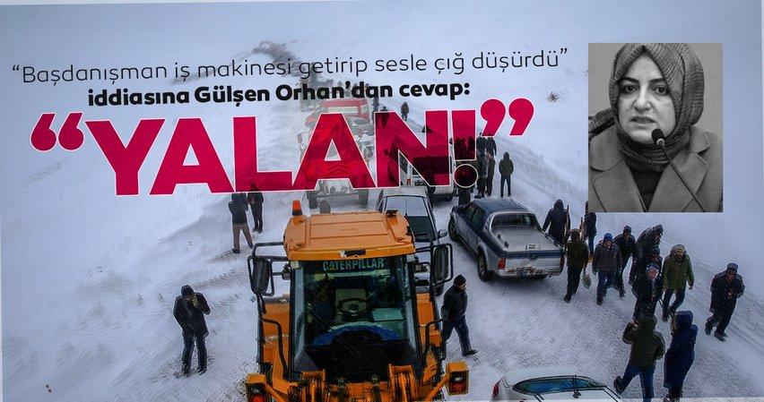 Gülşen Orhan'dan Bülent Aydenmir'in iddialarına cevap: Keşke biraz araştırsaydı...