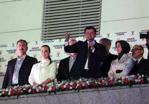 AK Parti bu ilçelerde fark attı