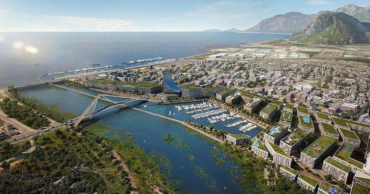 Kanal İstanbul için 'Akıllı şehir' detayı! Bakan Kurum açıkladı