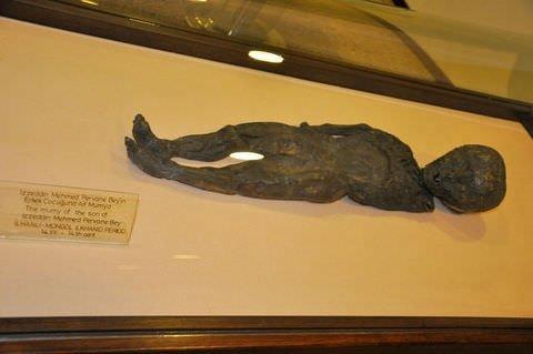 Anadolu'nun gizemli mumyaları