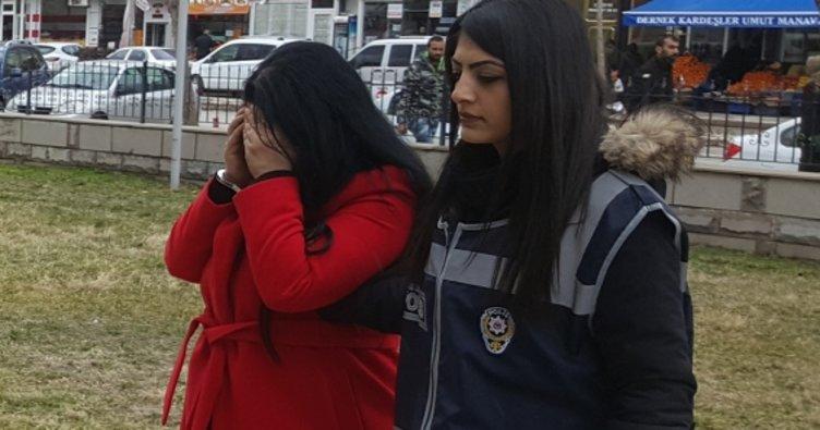 Kayseri'de fuhuş operasyonu