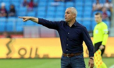 Rıza Çalımbay: Trabzonspor'da çalışmaktan dolayı mutlu oldu