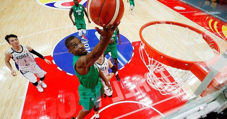 2019 FIBA Dünya Kupası | Güney Kore: 66 - Nijerya: 108