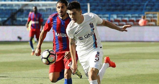 Trabzonspor geriye düştüğü maçları kazanamıyor