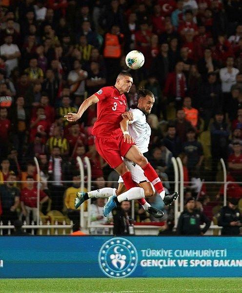 Levent Tüzemen, Türkiye - Arnavutluk maçını yorumladı