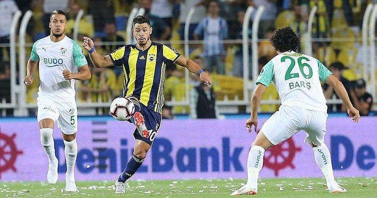 Fenerbahçe'den sezona 3 puanlı başlangıç