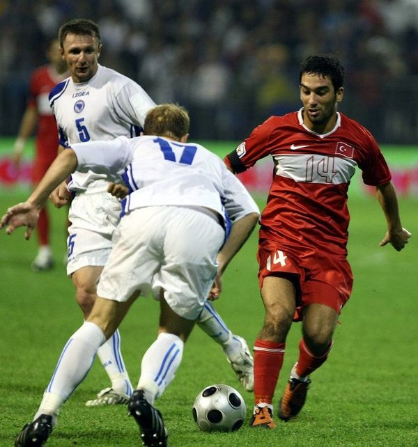 Spor Gündeminden Başlıklar 10/09/2009