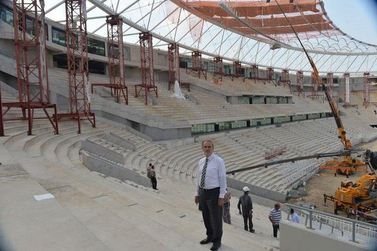 Timsah Arena'dan son kareler
