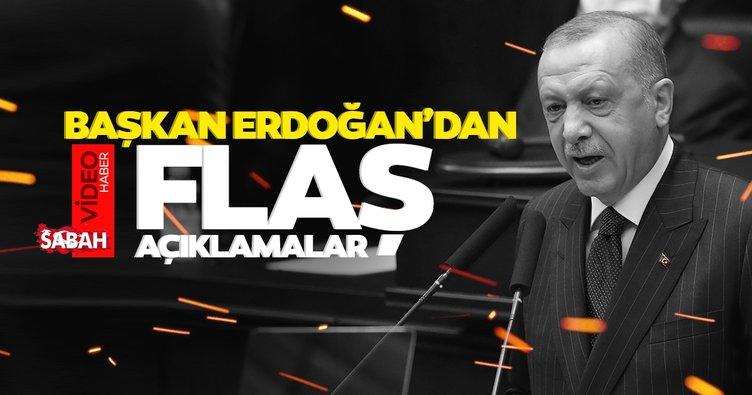 Son Dakika Haberi: Başkan Erdoğan'dan çok önemli açıklamalar