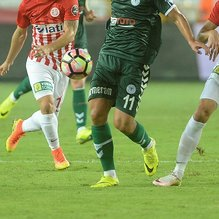 Atiker Konyaspor - Antalyaspor (Canlı)