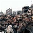 Japonya'nın Osaka-Kobe bölgesinde meydana gelen depremde 3 bin kişi öldü