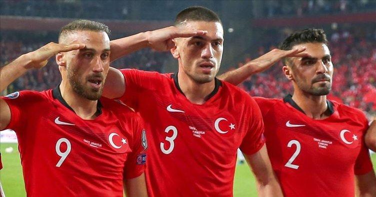 Son dakika: Juventus'tan Merih Demiral ve asker selamı açıklaması!